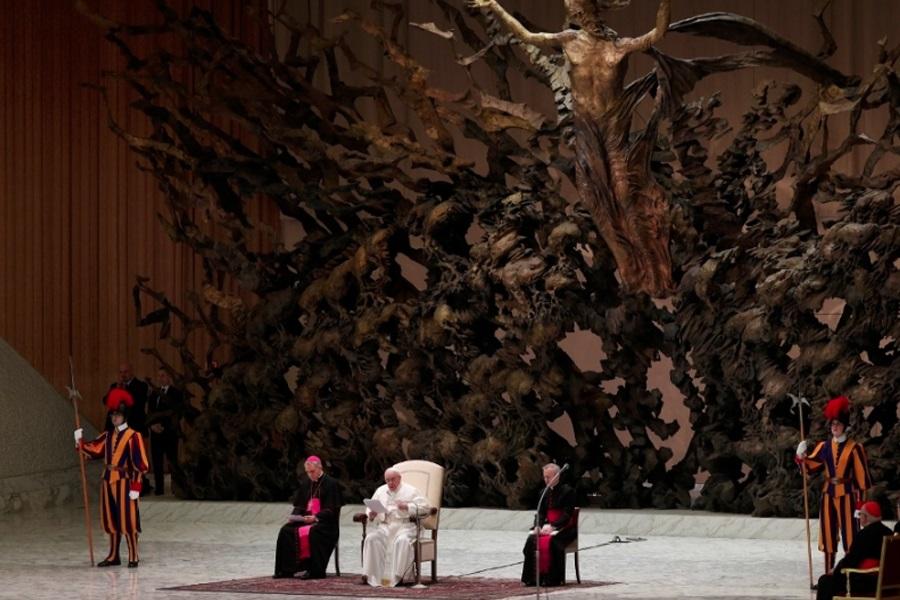 Papa Franjo: Bog te traži iako ti njega ne tražiš