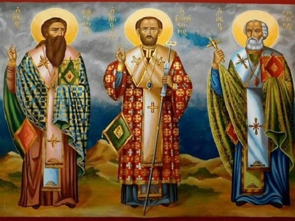 Sveta tri Jerarha – nebeski zaštitnici naše Križevačke eparhije