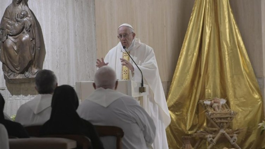 Papa Franjo: Konkretnost je kriterij kršćanstva