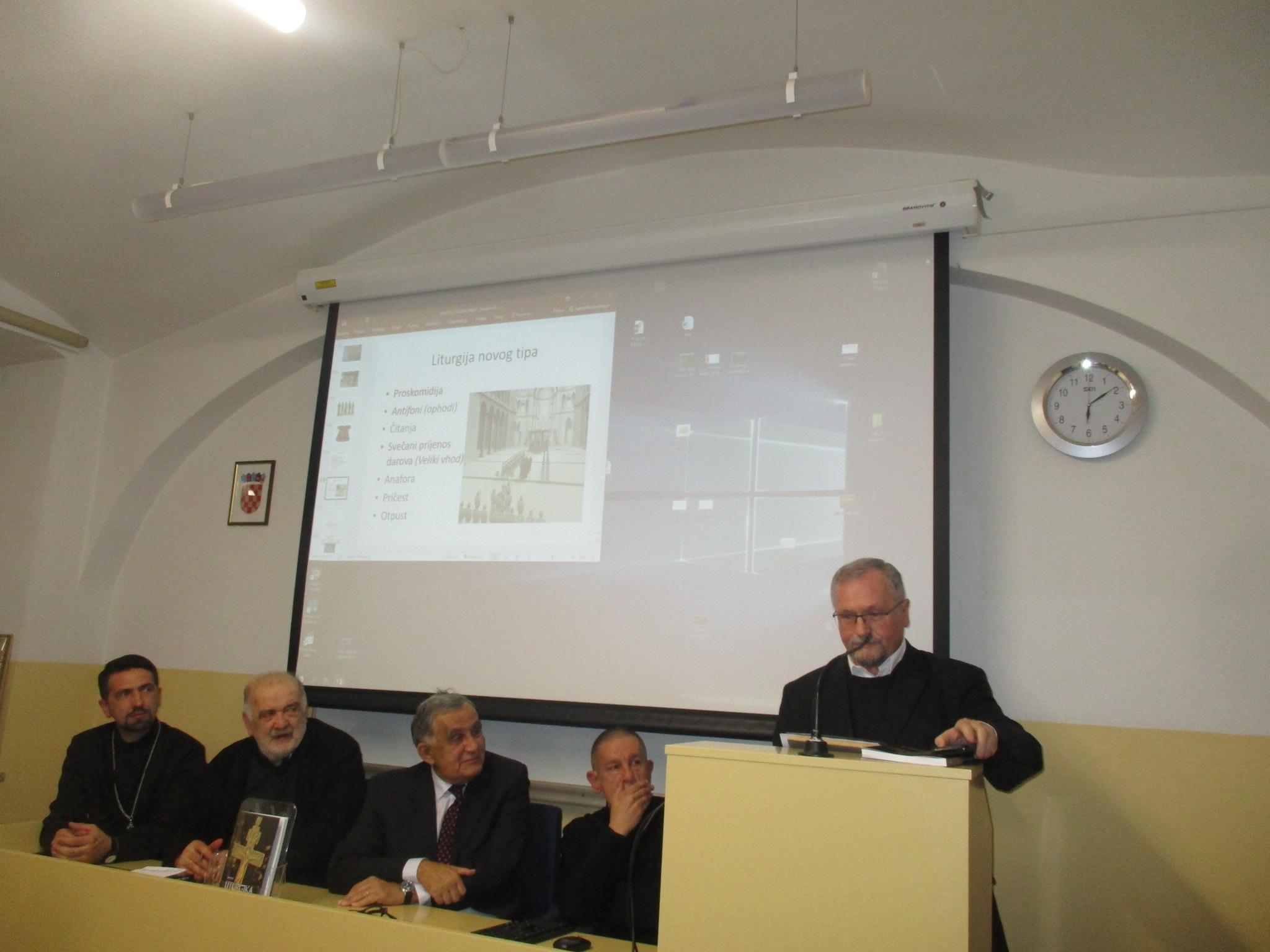 Na Katoličkom bogoslovnom fakultetu održana svečana prezentacija knjige dr. Jurja Pavića