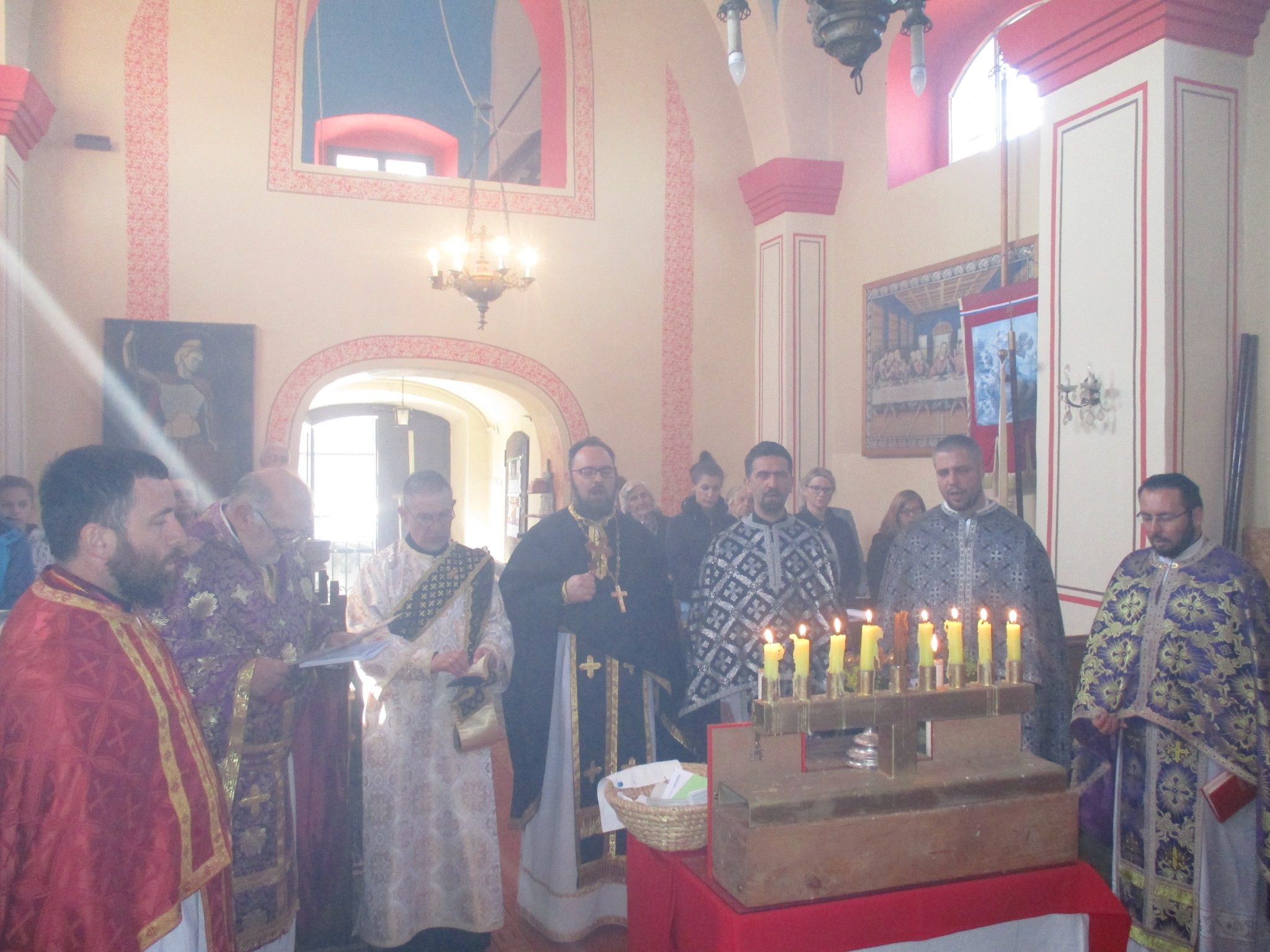 Apostolski administrator Križevačke eparhije gospodin Milan Stipić na Zadušnu subotu služio u Stojdragi