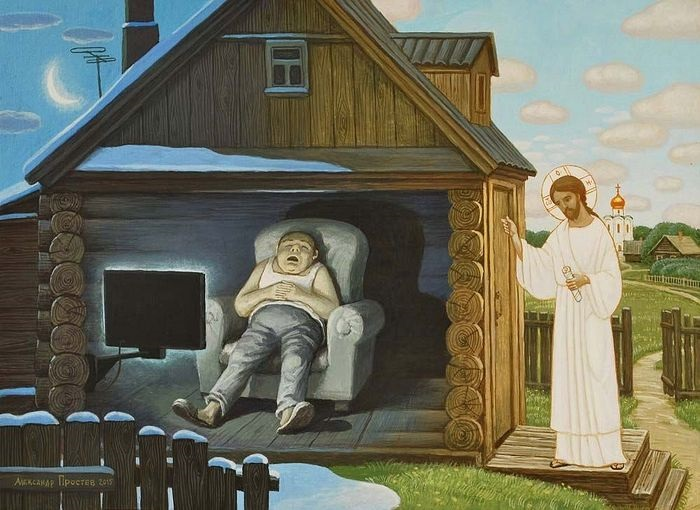 U Velikom postu dopustimo da k nama dođe Isus Krist