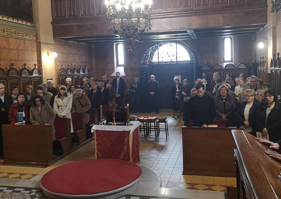 U zagrebačkoj župi sv. Ćirila i Metoda obilježena Zadušna subota