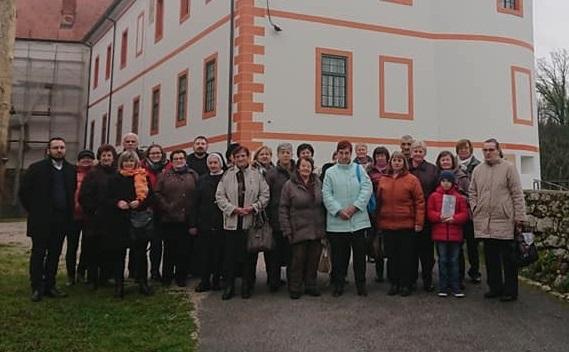 Vjernici župe Sošice sudjelovali na proslavi blagdana sv. Josipa u nacionalnom svetištu u Karlovcu