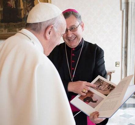Poslanica biskupa Stojanova u prigodi Apostolskog putovanja pape Franje u Makedoniju