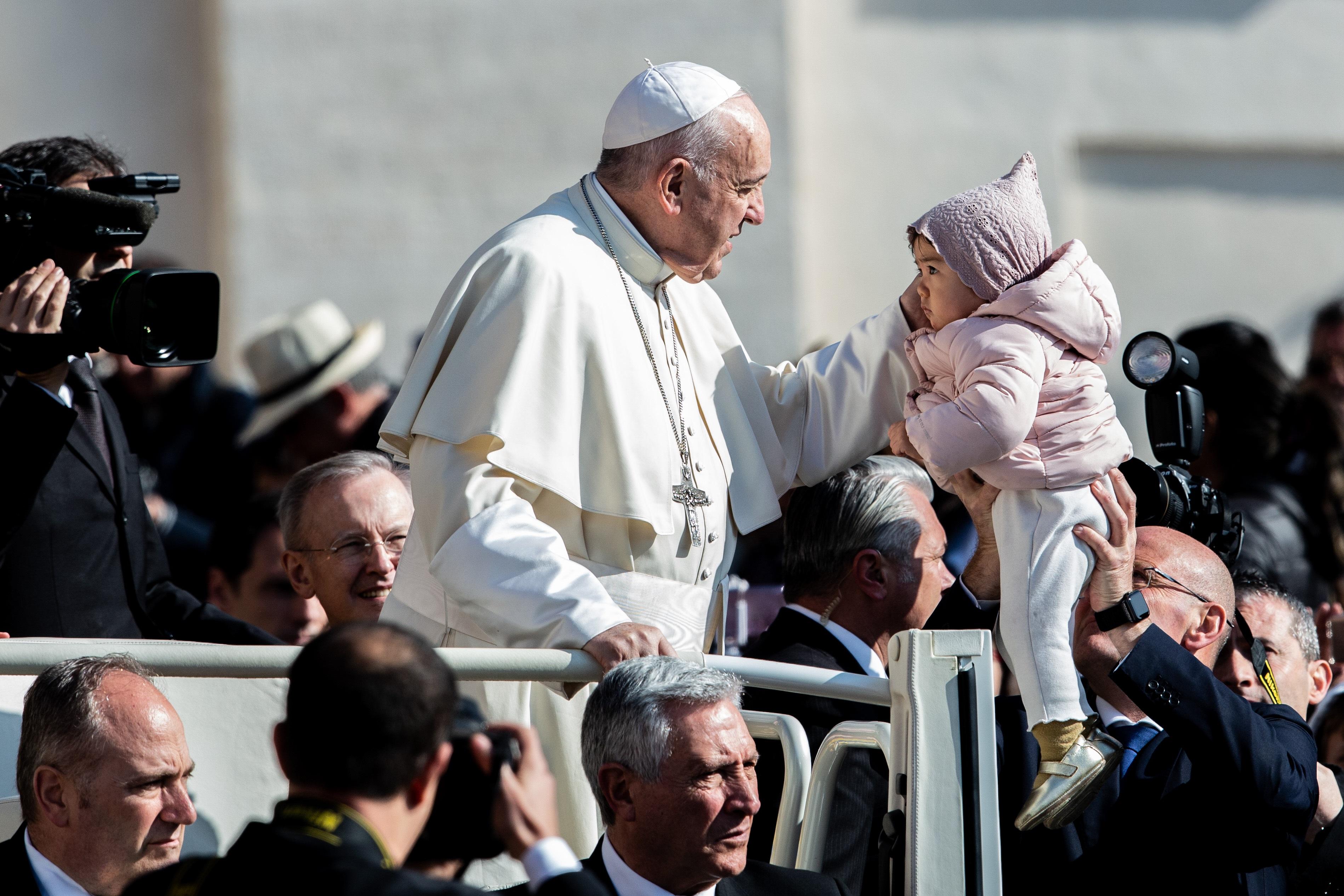 Papa Franjo: Prihvatimo da je Bog LJUBAV