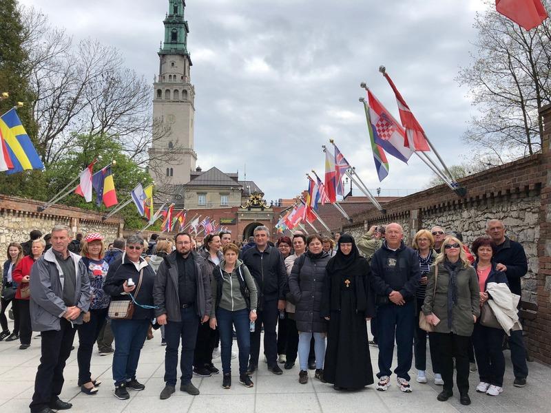Vjernici sa područja Žumberačkog vikarijata na hodočašću u Poljskoj i Ukrajini