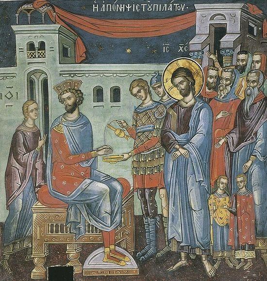 Zašto je za Istočnu crkvu Claudia Procula žena Poncija Pilata sveta a za Zapadnu ne