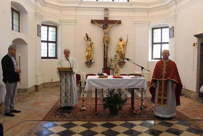 U nedjelju je u Ljubljani u katoličkoj crkvi osnovana nova ukrajinska župa