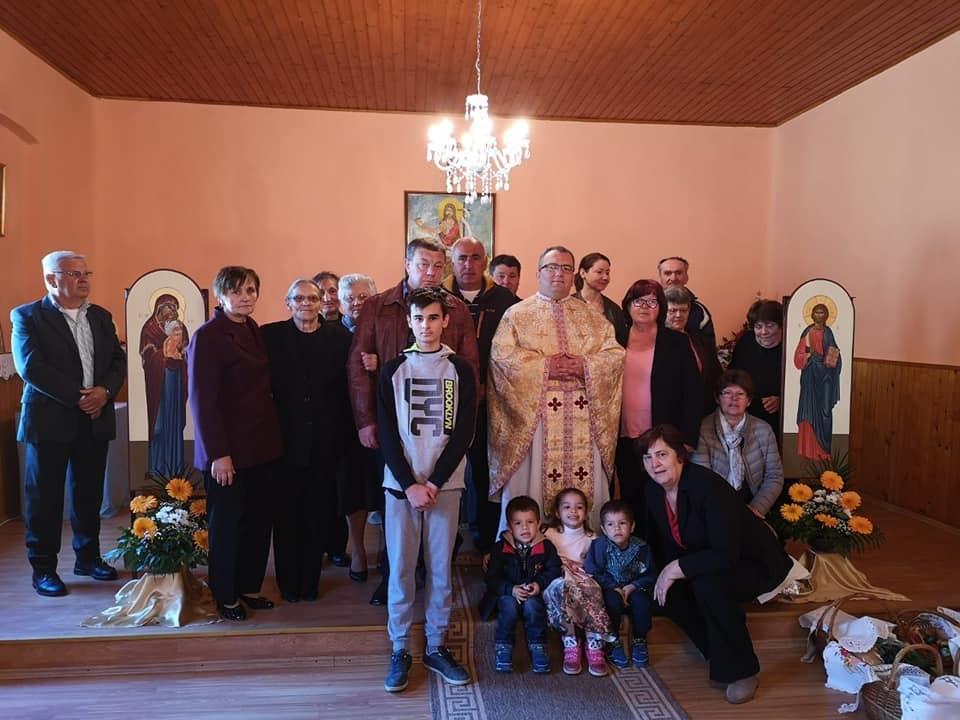Žumberčani u Berku proslavili Uskrs