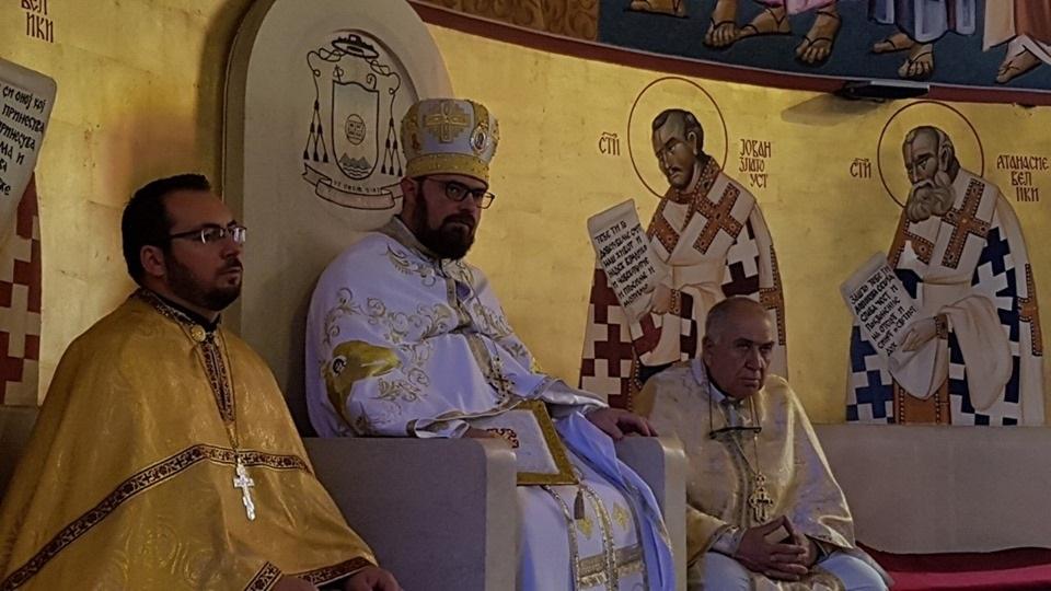 Ordinarij Križevačke eparhije stigao u Makedoniju