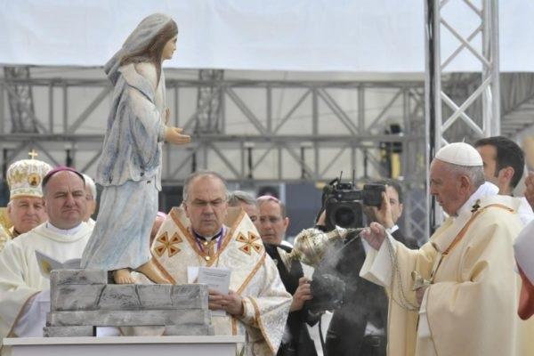 Papa pozvao kler i posvećene osobe u Sjevernoj Makedoniji da ne trnu Duha