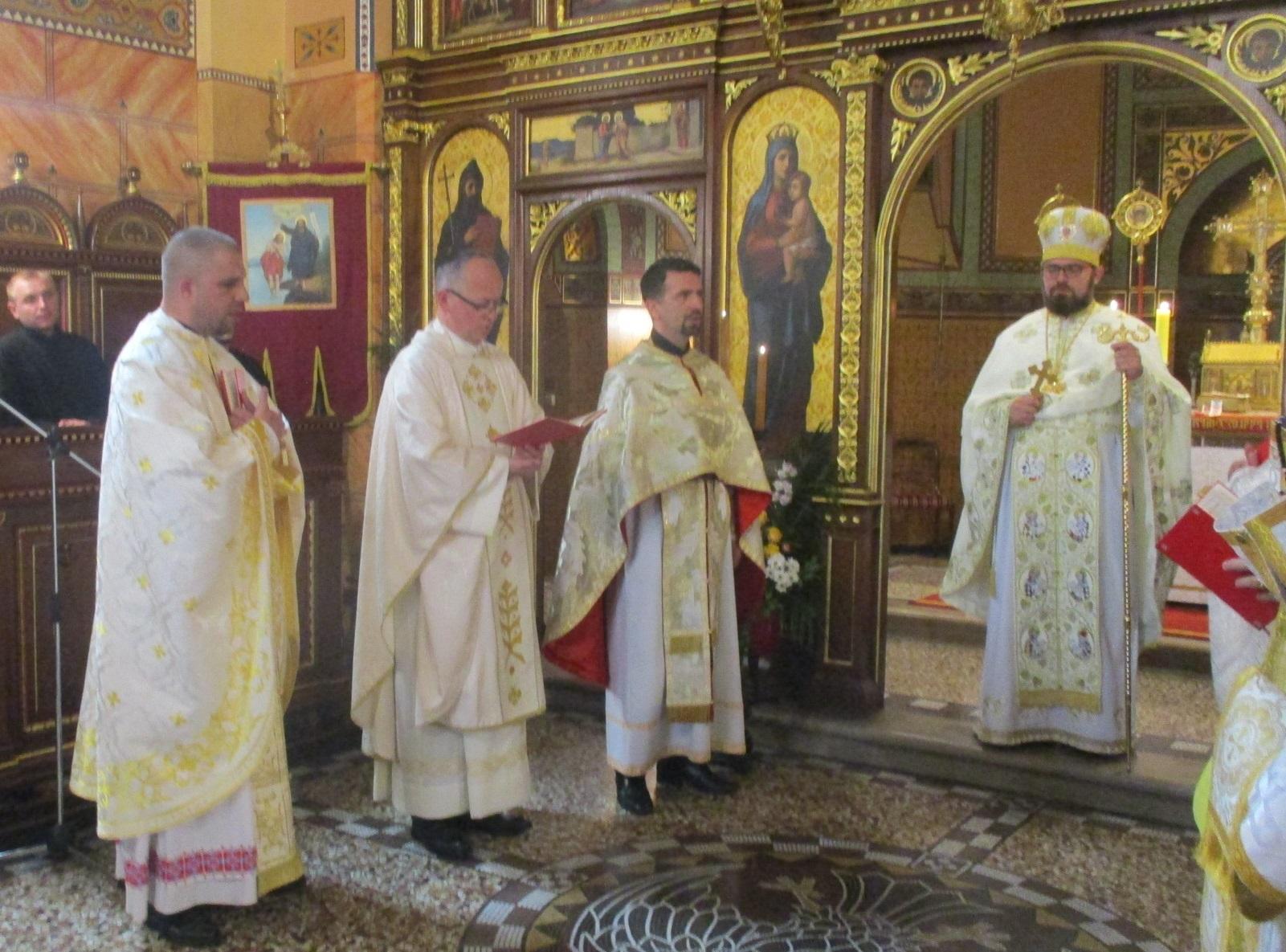 Svečanom liturgijom na Gornjem Gradu proslavljen blagdan sv. Ćirila i Metoda