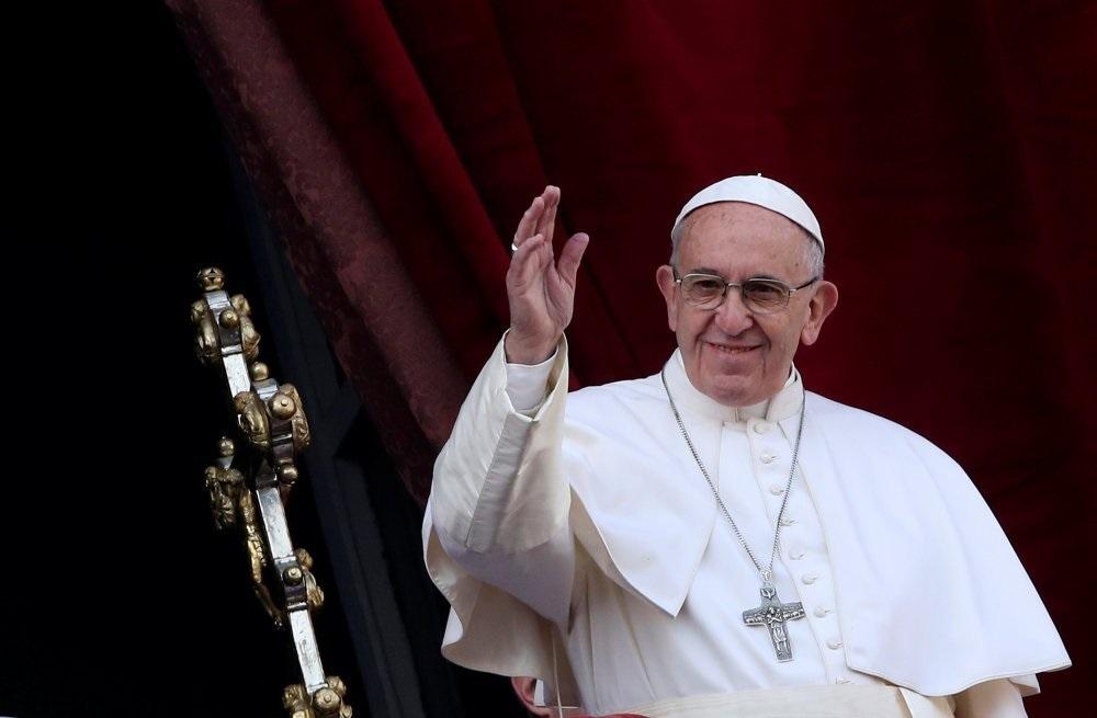 """Papa Franjo: """"Gdjegod bio, moli se Ocu"""""""
