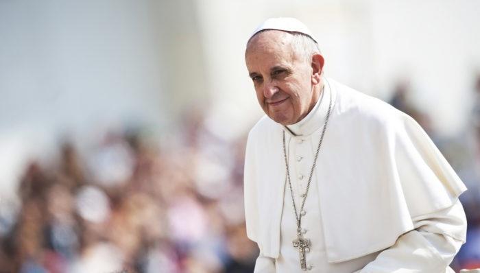 Papa: Evo kako se možemo roditi nanovo, odozgor