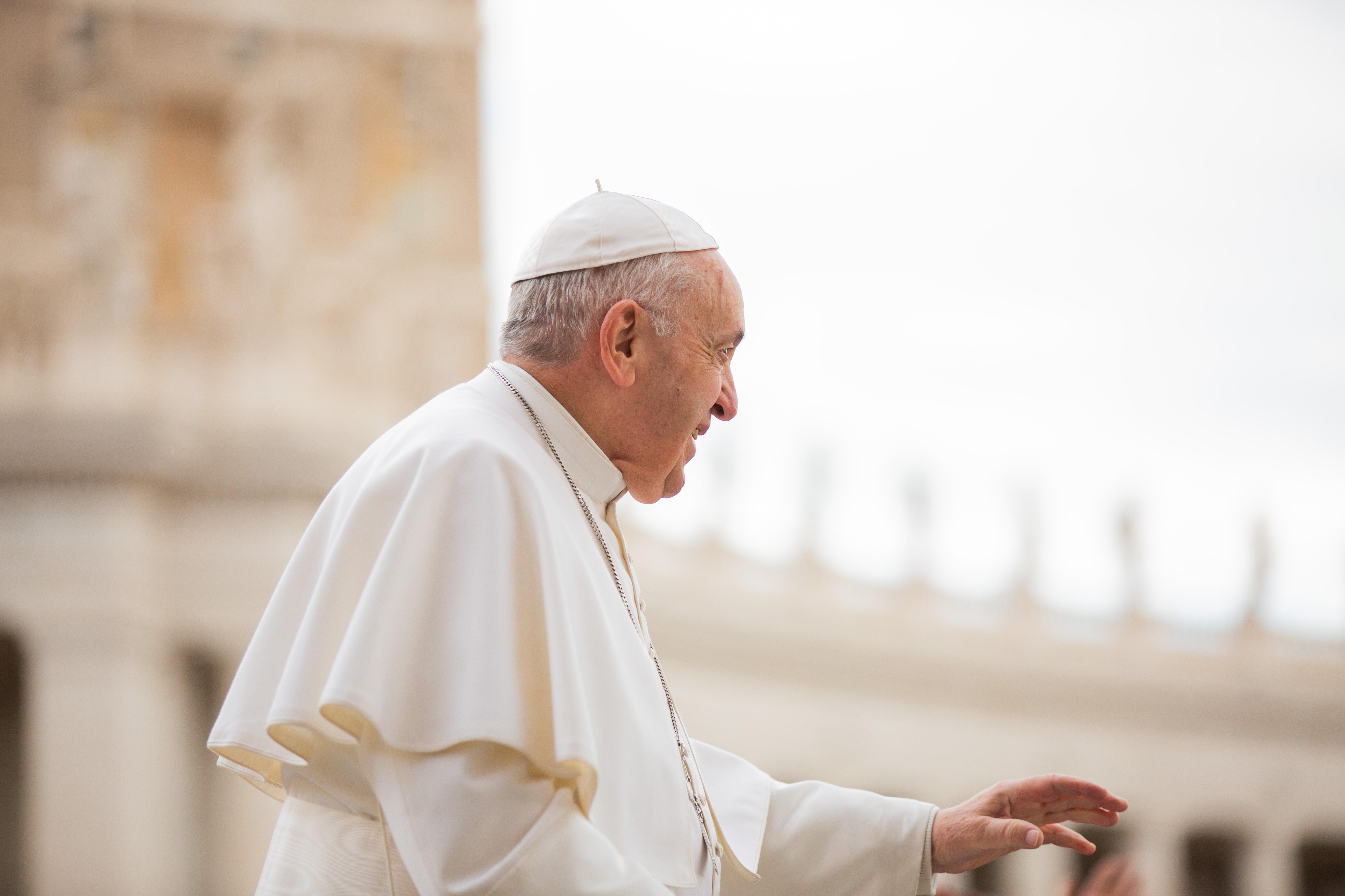 Papa: Posljednji zaziv iz Očenaša daje mogućnost moliti kada smo napadnuti od zloga