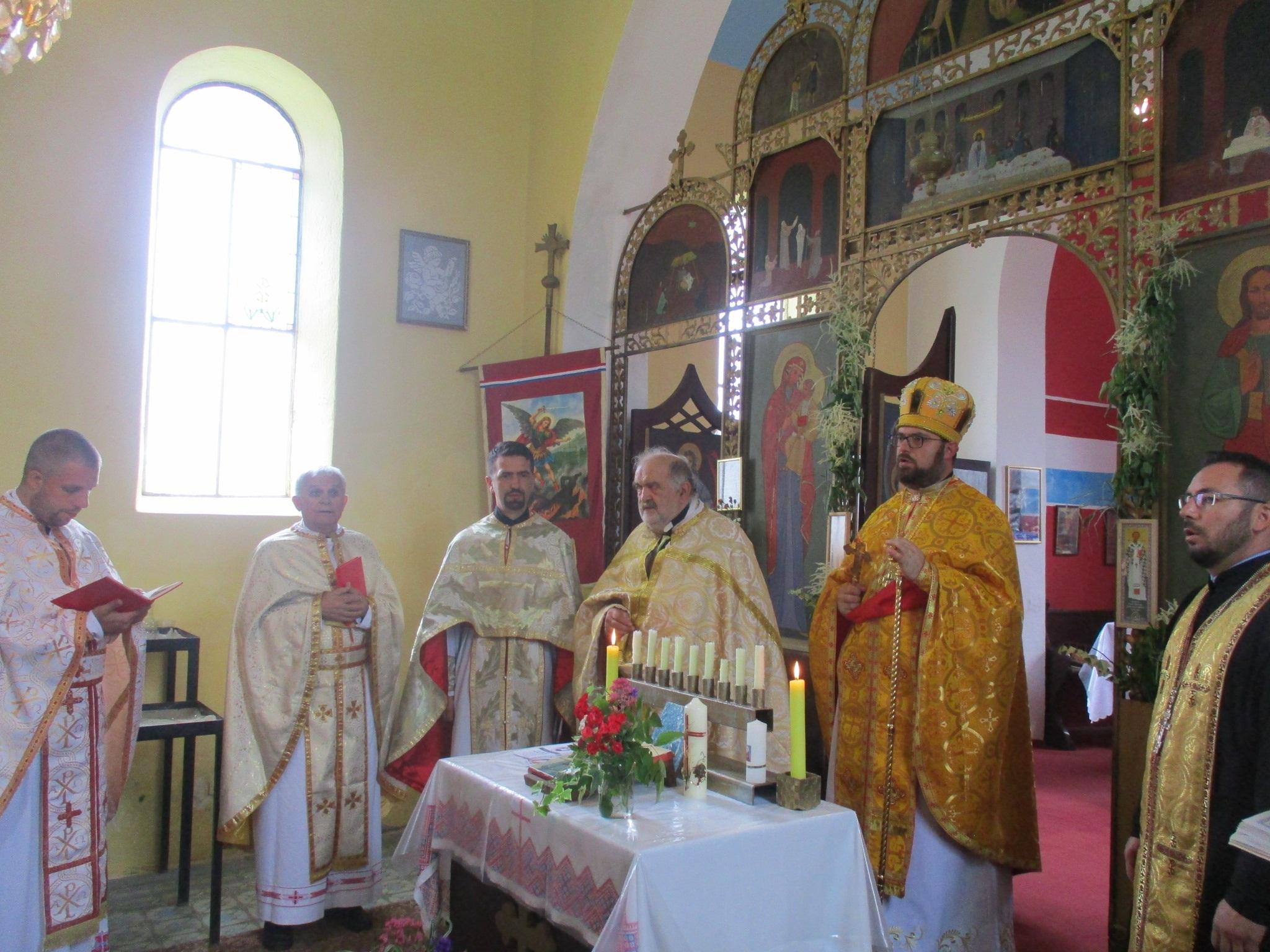 U svećeničkom zajedništvu proslavljeno Ivanje u Grabru