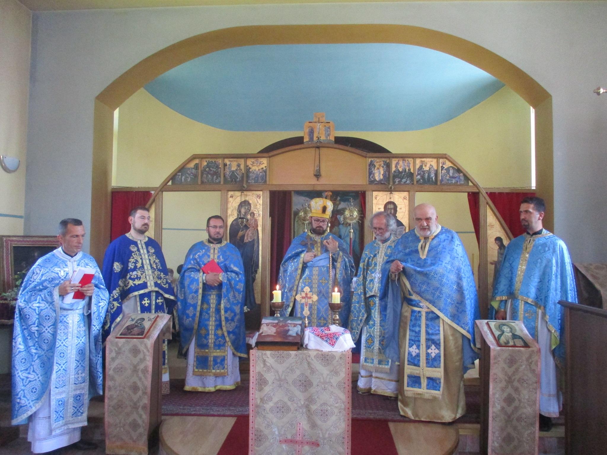 U Samoboru proslavljen blagdan Muka presvete Bogorodice