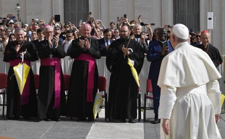 Ordinarij Križevačke eparhije susreo se s papom Franjom, s kardinalom Kochom razgovarao o ekumenskim gibanjima