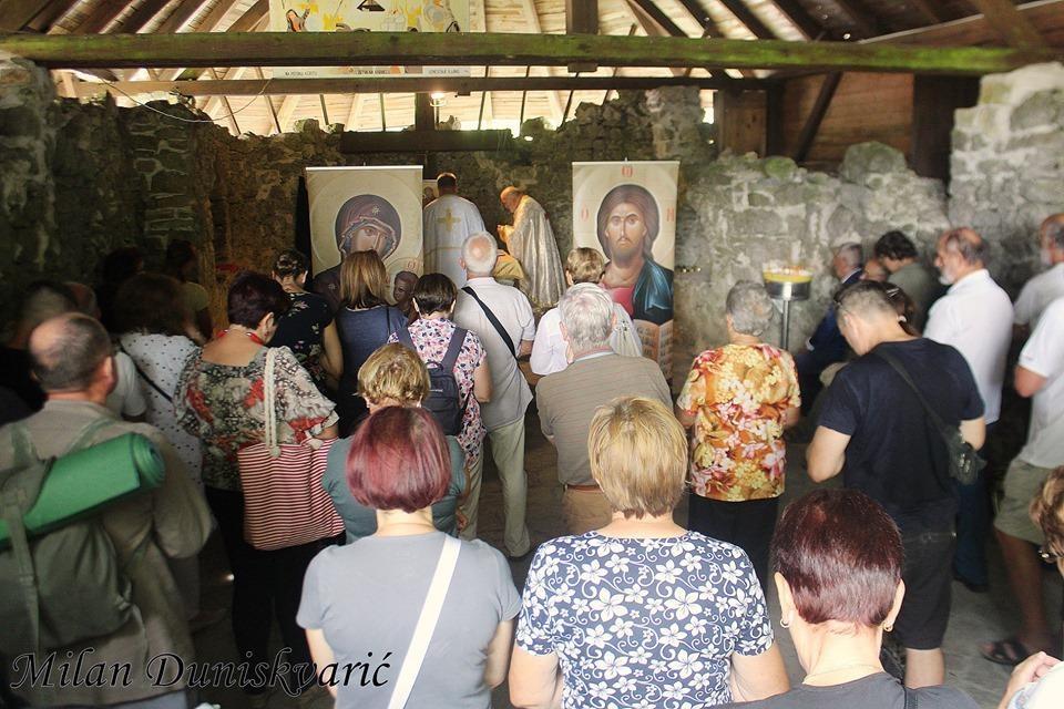 Proslavljen sv. Ilija nebeski zaštitnik Žumberka