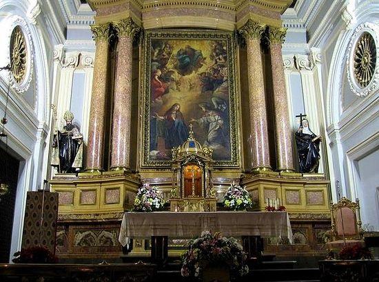 Suha krv sv. Pantelejmona koja čudom postaje tekuća