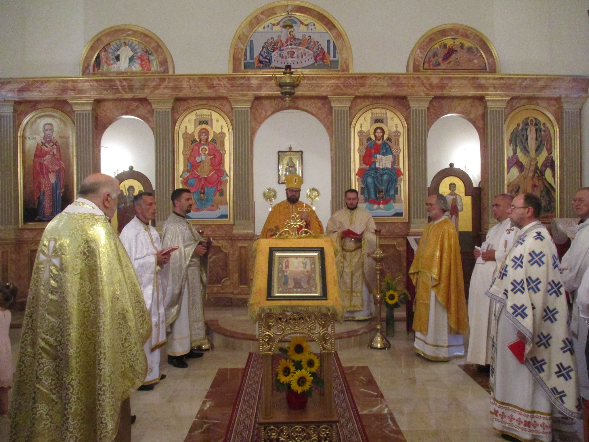 U Jastrebarskom svečano proslavljen blagdan Preobraženja Gospodnjeg