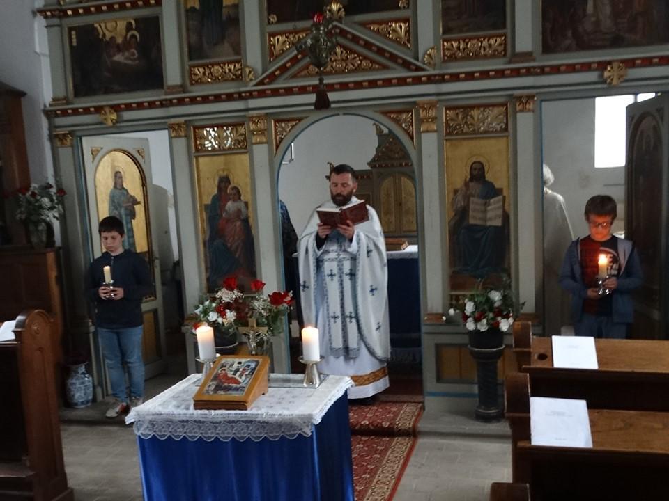 Novi župnik u župi Rođenja presvete Bogorodice u Dragama
