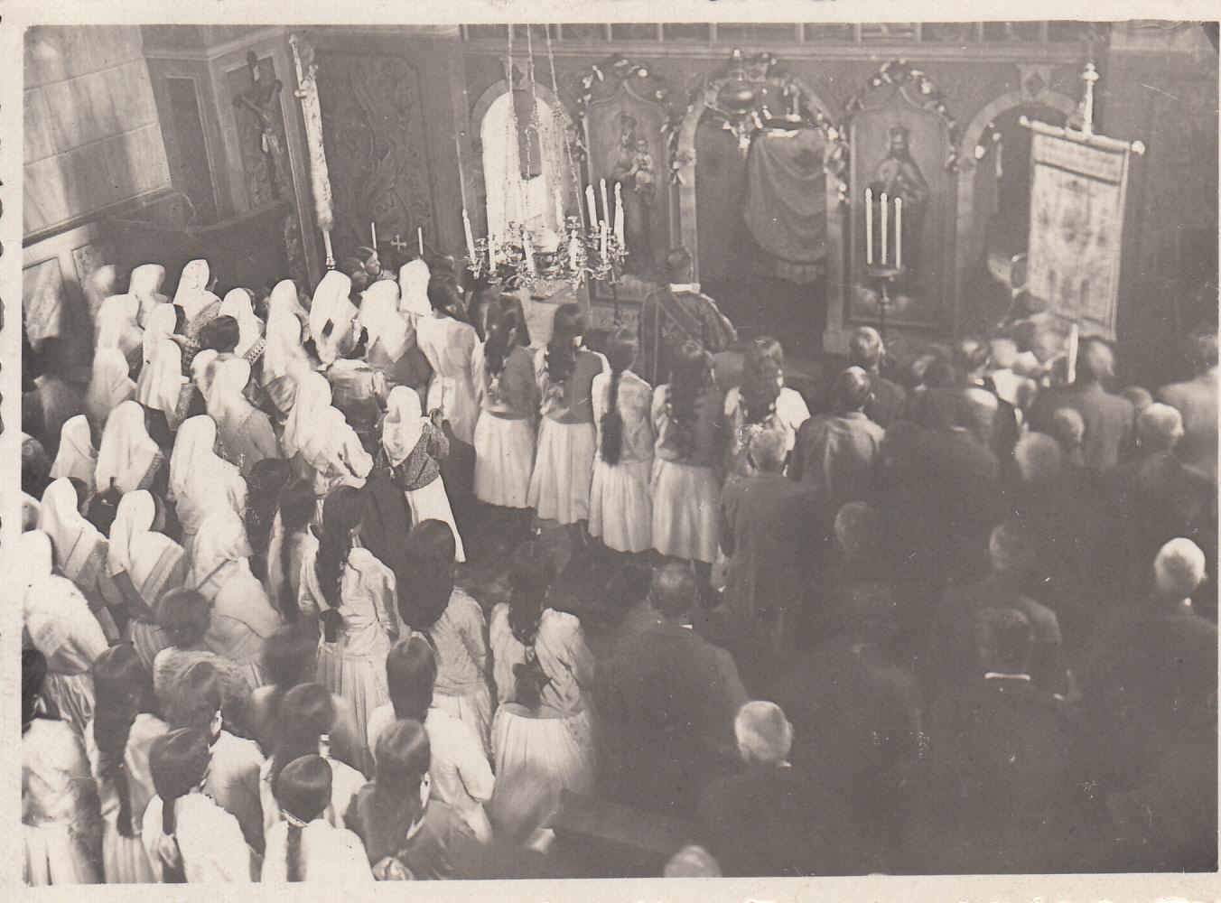 Što nam o žumberačkoj crkvenoj tradiciji govori slika iz 1934. godine