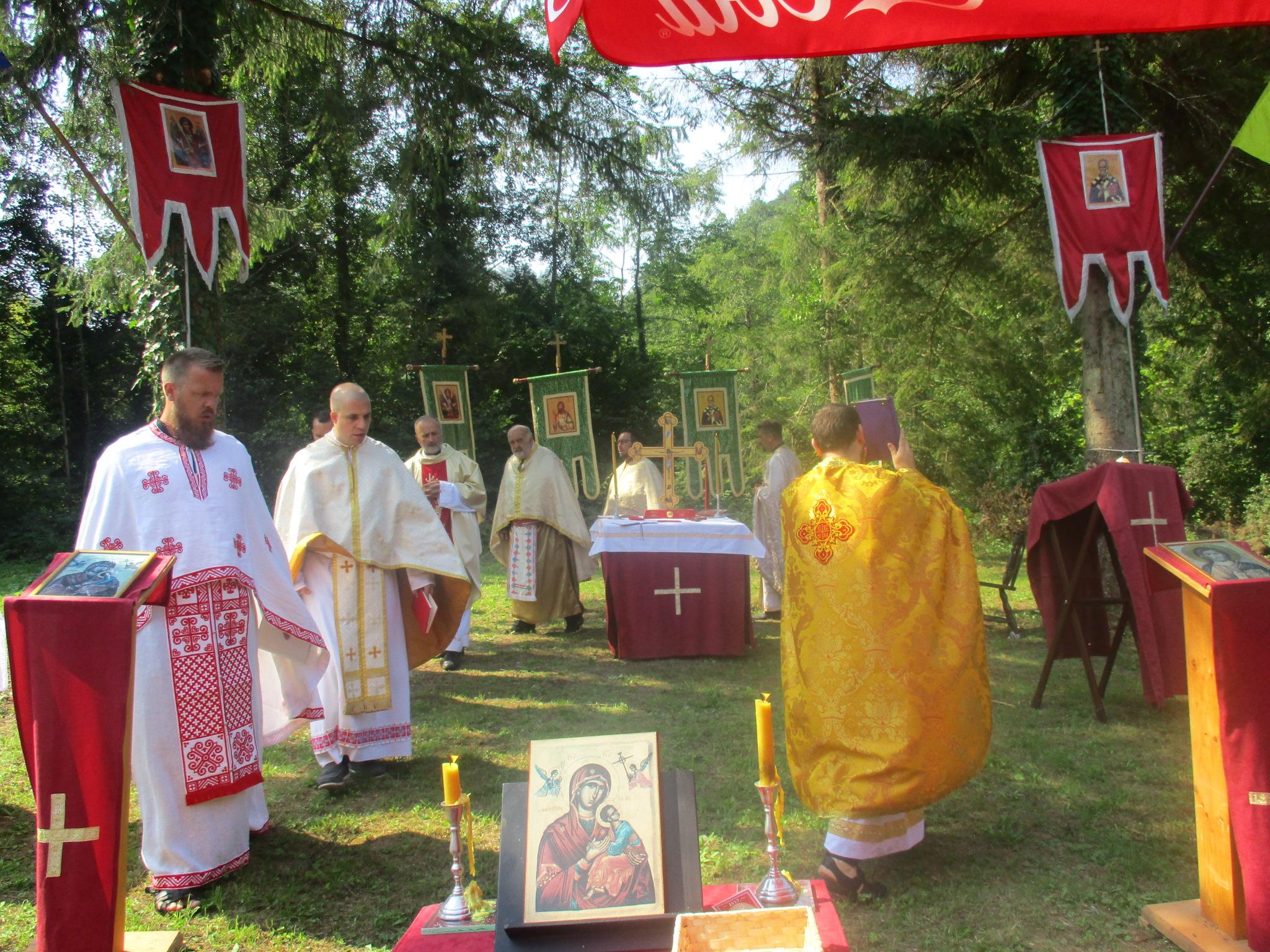 U Glažuti svečanom liturgijom proslavljena Godina Svetog Duha za Žumberački vikarijat