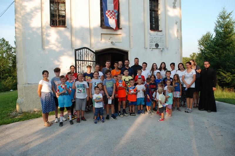 Susret djece i mladih Žumberačkog vikarijata, Stojdraga 30./31. kolovoza 2019.