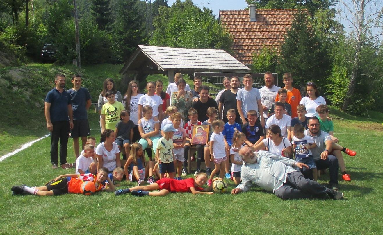Održan dvodnevni susret djece i mladih Žumberačkog vikarijata