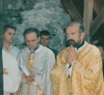 Sjećanje na pokojnog svećenika vlč. Stipu Benka