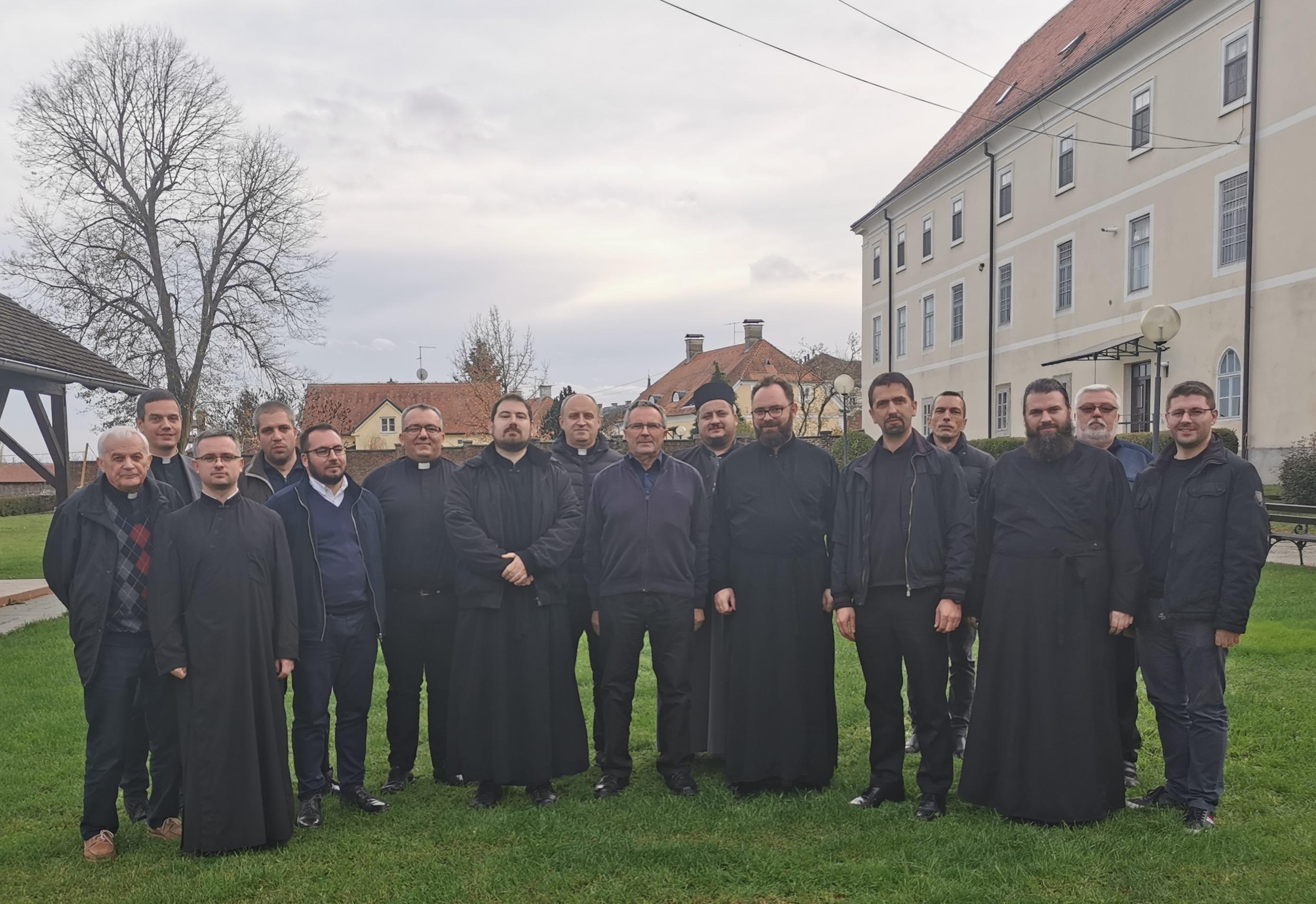 Održana konstituirajuća sjednica Prezbiterskog vijeća Križevačke eparhije