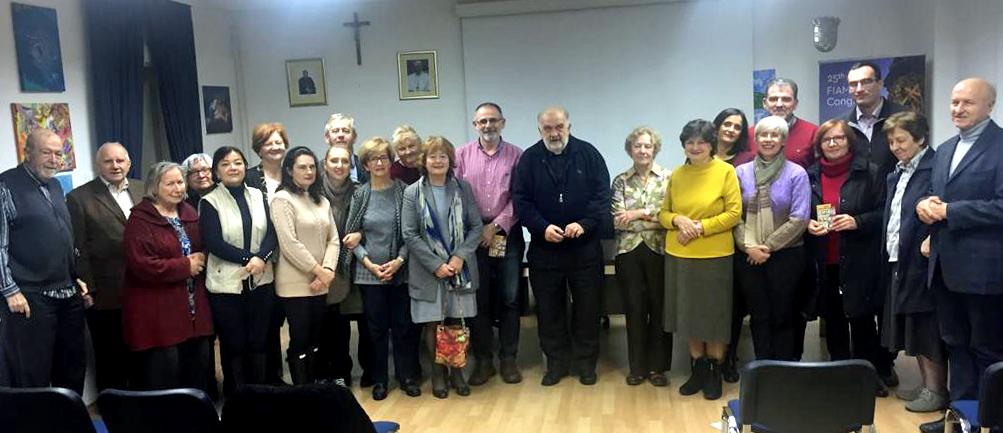 Stavrofor Mile Vranešić održao predavanje u Društvu hrvatskih katoličkih liječnika