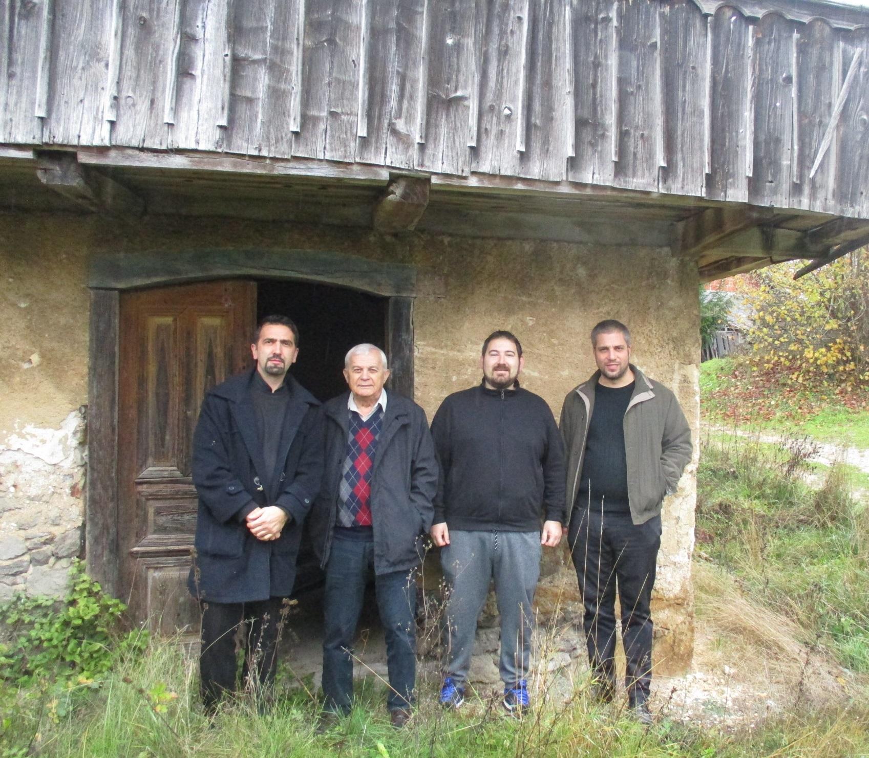 Žumberačkom vikarijatu darovana tradicionalna žumberačka kuća sa zemljištima u Sopotima