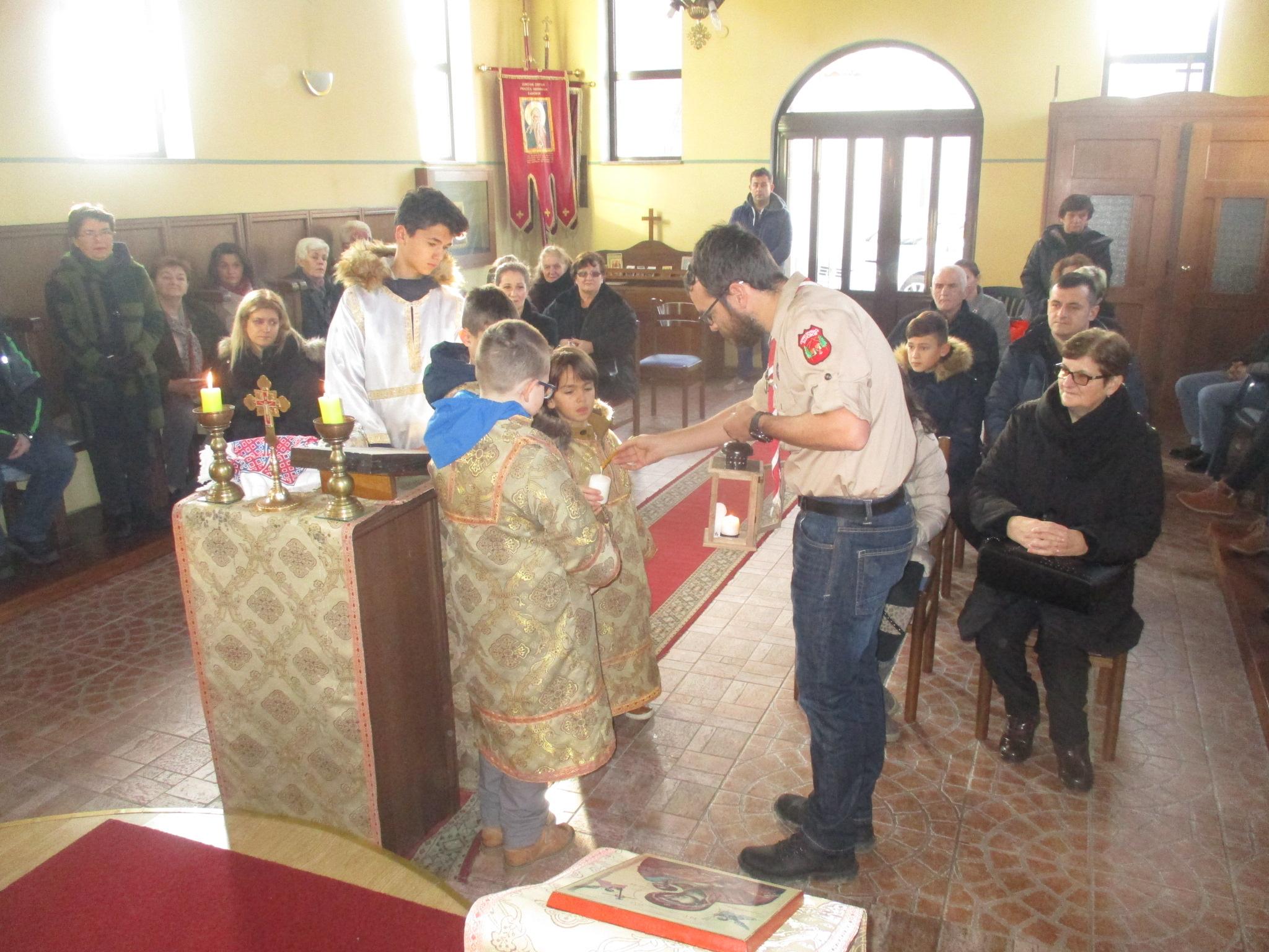 Betlehemsko svjetlo dolazi u Žumberački vikarijat