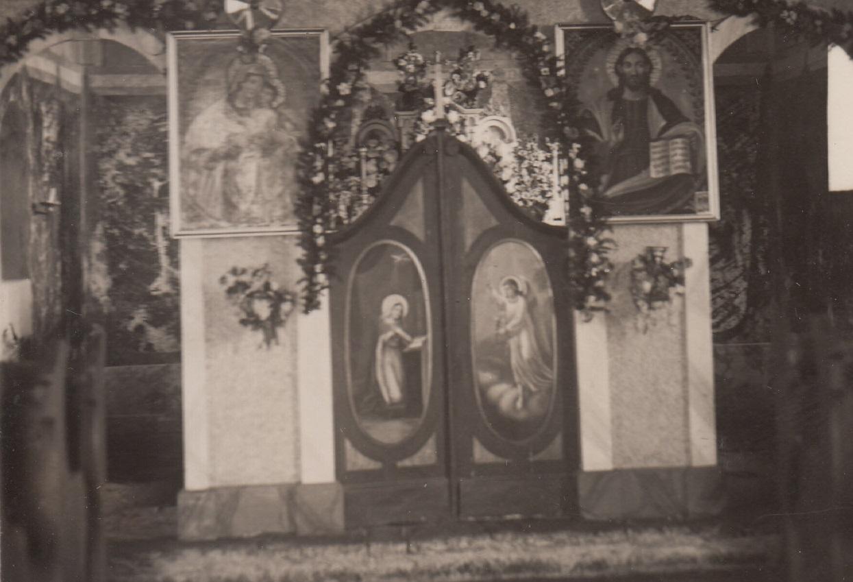 Pronađena izvorna slika ikonostasa iz crkve sv. Nikole u Badovincima