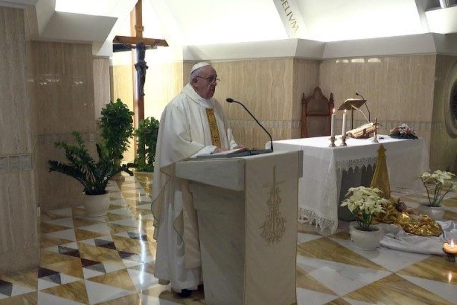 Papa: Lažeš ako kažeš da voliš Boga, a ne voliš svoga brata