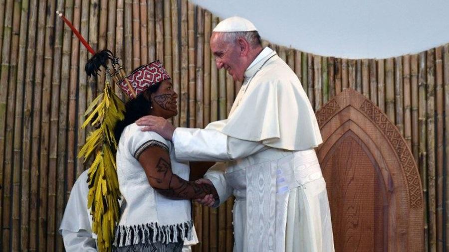 Objavljena posinodska apostolska pobudnica o Amazoniji