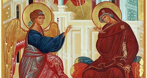 Blagovijest nam donosi mir i vidljivu Božju prisutnost