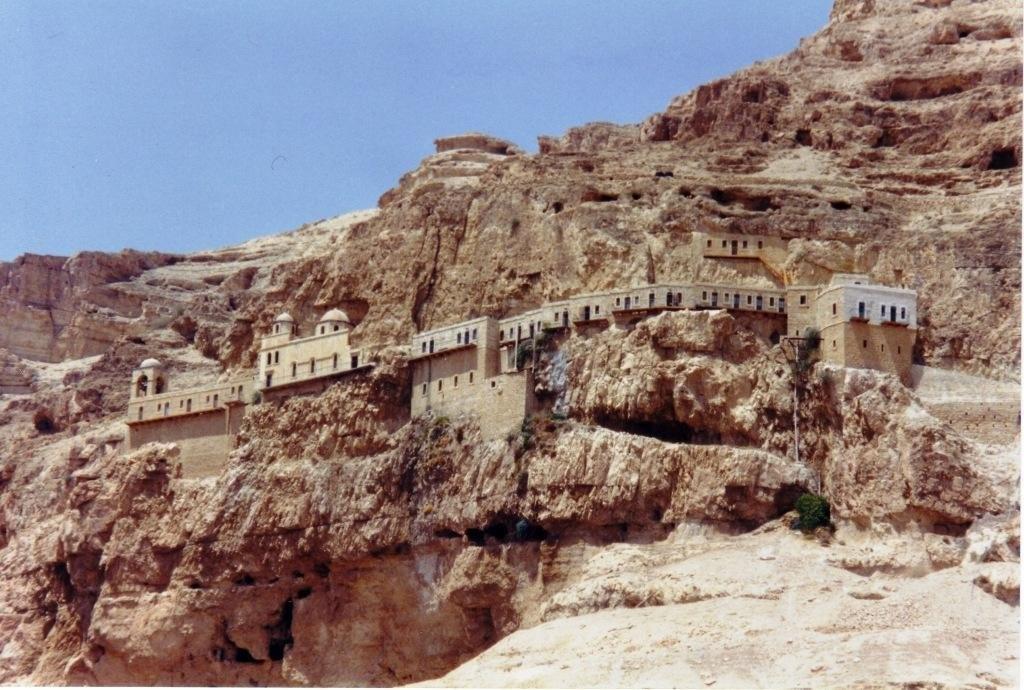 Karantena – brdo na kojem je Isus postio i bio kušan od sotone