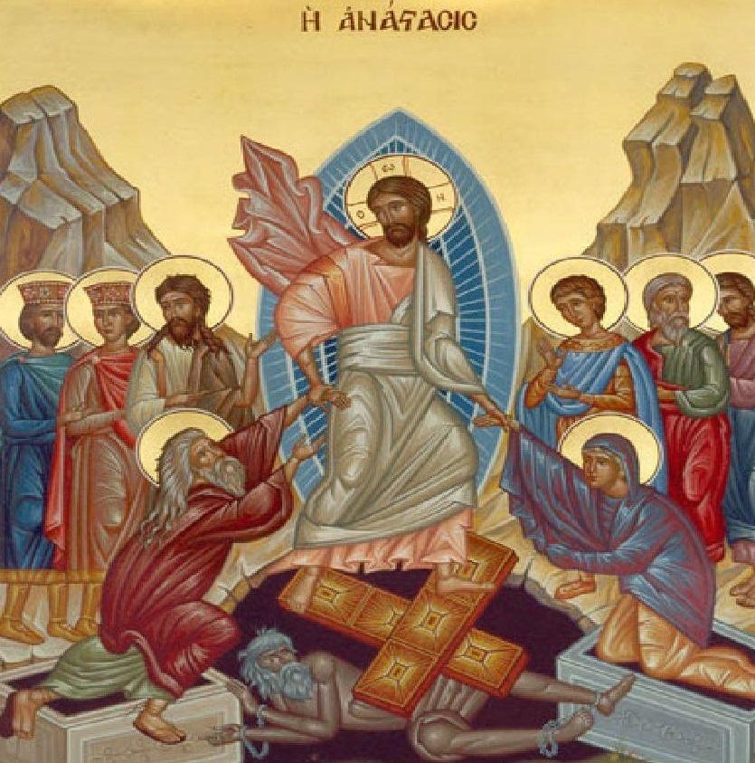 Draga braćo i sestre sretan Uskrs: HRISTOS VOSKRESE – VO ISTINU VOSKRESE