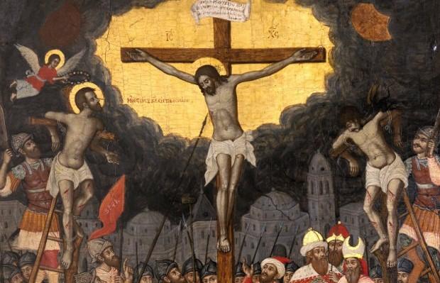 Raspeće Isusovo kao posljedica zlog djelovanja Jude i Sinedriona