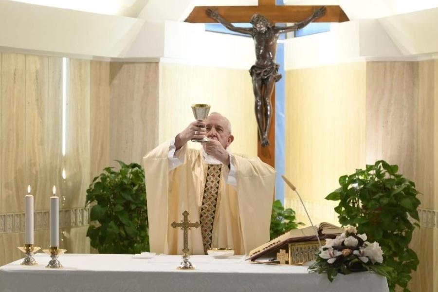 Papa Franjo: Gdje je krutost tamo nema Duha Božjega