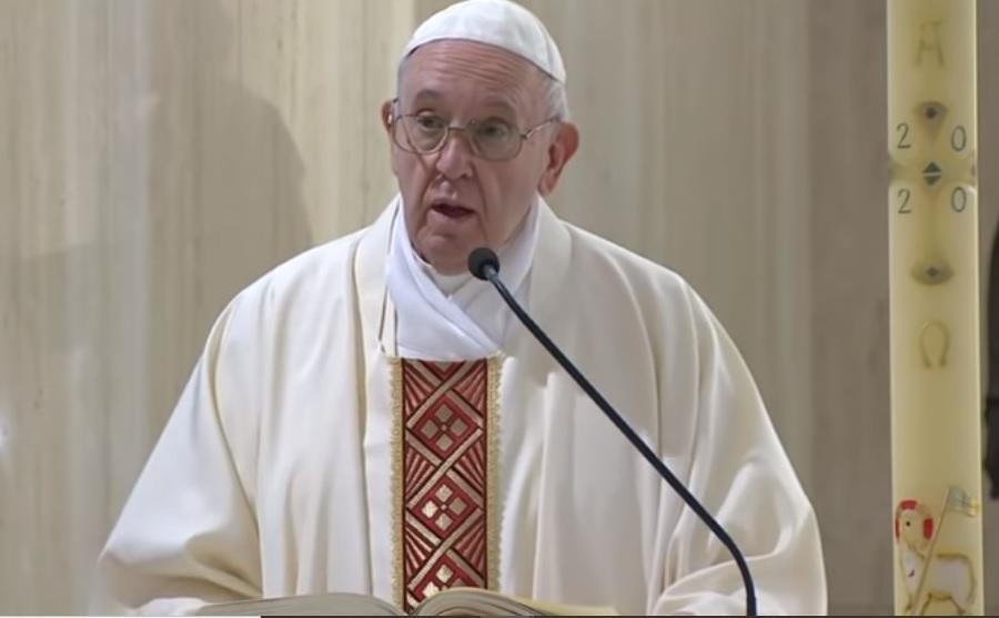 Papa Franjo: Rad je prvo zvanje čovjeka jer mu daje dostojanstvo