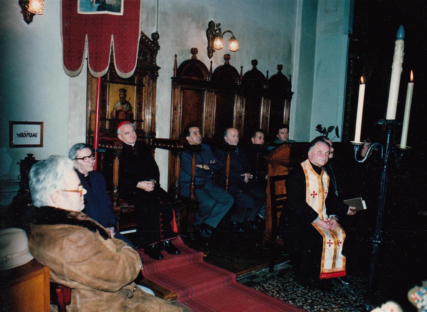 Sjećanje na zajedništvo kardinala Franje Kuharića i svećenika Žumberačkog vikarijata