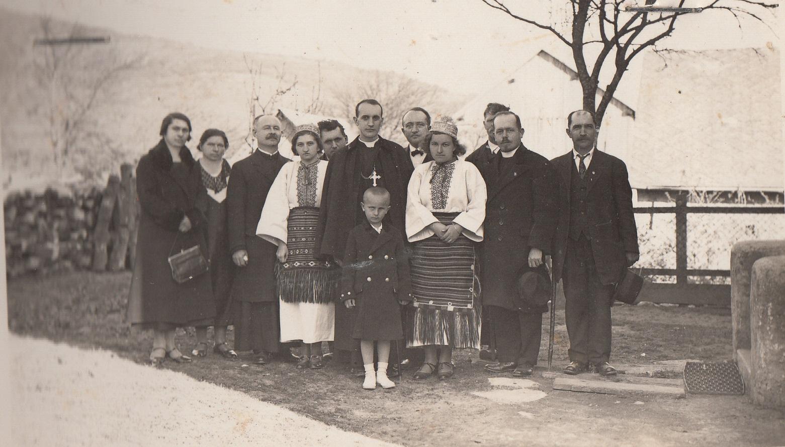 Pronađena jedinstvena fotografija nadbiskupa Alojzija Stepinca među žumberačkim grkokatolicima