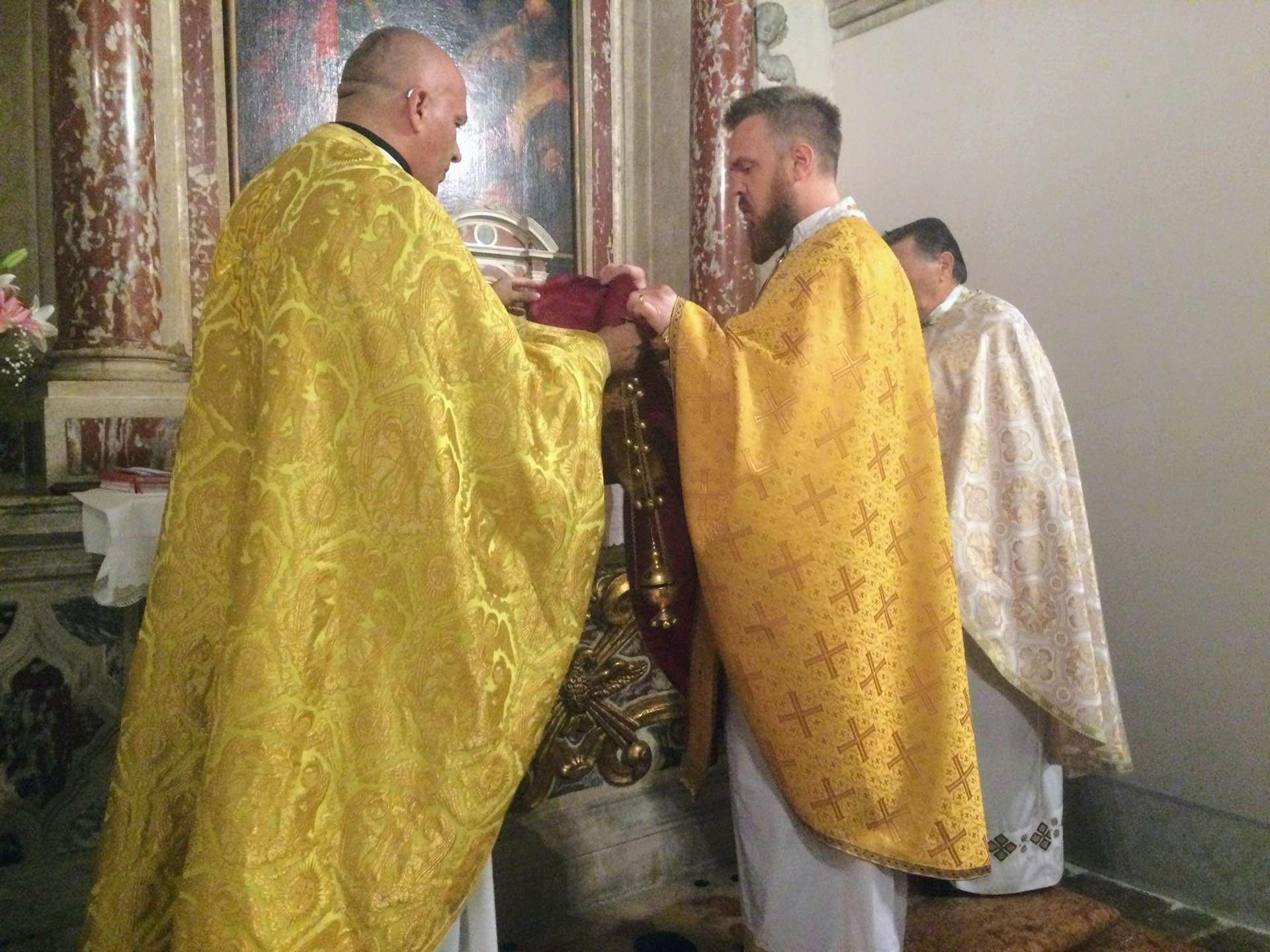 Grkokatolička liturgija u Splitu služi se redovito zadnje nedjelje u mjesecu