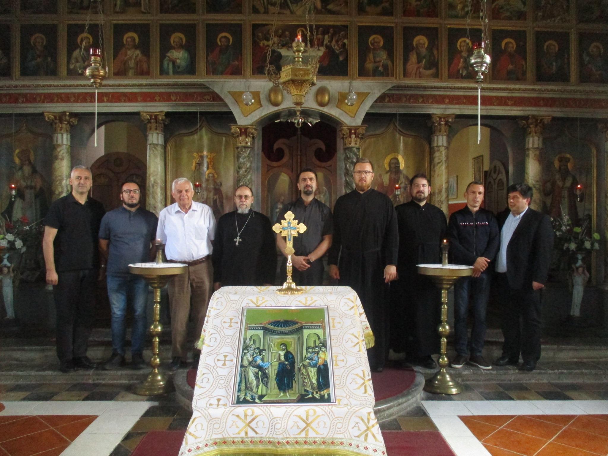 Svećenici Žumberačkog vikarijata na susretu u Radatovićima razmotrili plan Susreta mladih