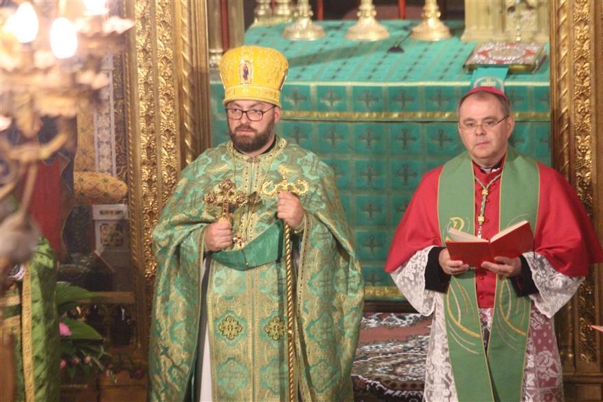 Proslavljen naslovni blagdan grkokatoličke katedrale Presvete Trojice u Križevcima